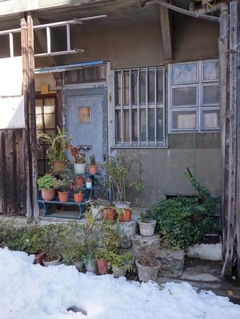 菊坂下道沿いの街並 (文京区本郷)