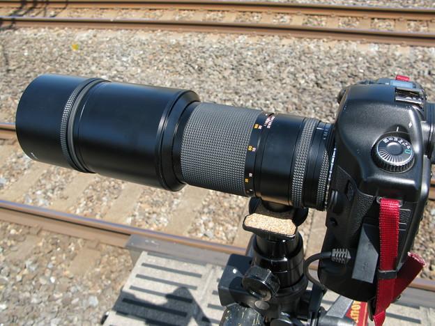 Carl Zeiss Tele-Tessar T* 4/300mm