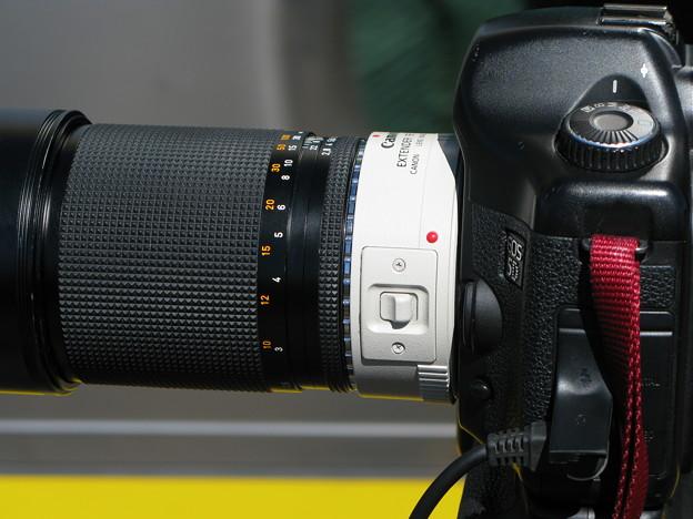 Photos: Carl Zeiss Sonnar T* 2,8/180mm+EXTENDER EF1.4X II