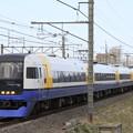 Photos: _MG_5829 255系 新宿さざなみ1号