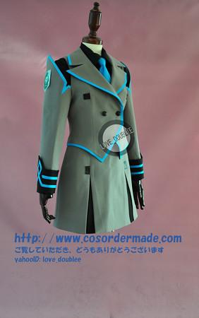 マブラヴ オルタネイティヴ 国連軍女子制服