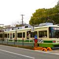 Photos: 広島電鉄 福島町電停 Fukushima-cho Station