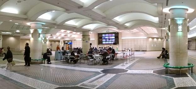 広島駅南口地下広場 エールエールイベント広場