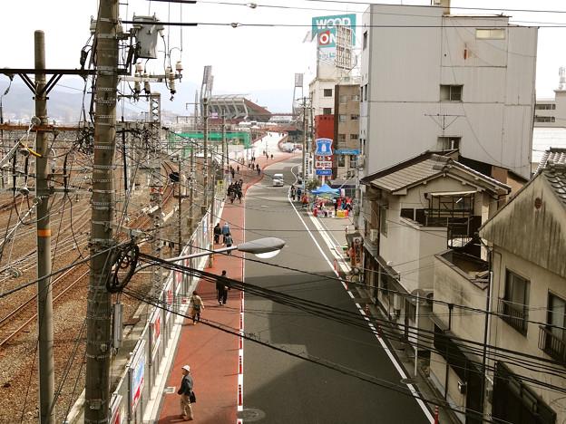 Photos: カープロード 広島市南区東荒神町