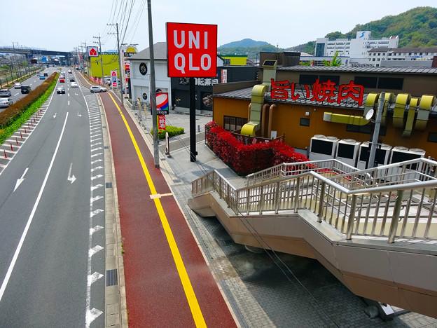 国道31号 安芸郡坂町平成ヶ浜