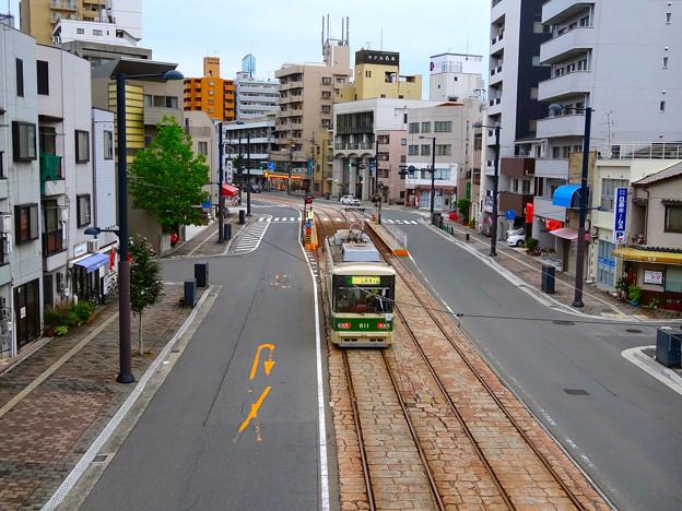 広島電鉄 段原一丁目電停 広島市南区段原 - 的場町