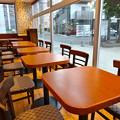 BAKERY CAFE LONDON SOAR ベーカリーカフェ ロンドン ソアー 店内 広島市東区若草町