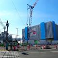 Photos: イズミ本社 移転 IZUMI youmeマート 広島市東区 二葉の里土地区画整理事業地