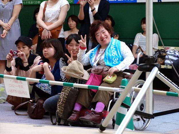 TRUNK トランク ばんちゃん まりちゃん フレスタモールカジル横川 2013年9月22日 広島市西区横川町