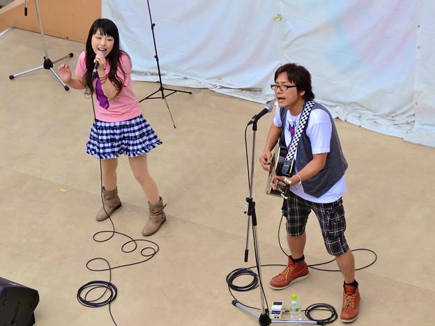 万貴音 フレスタモールカジル横川 2013年9月29日 広島市西区横川町