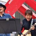コブクロ ストリートライブ 2013年10月18日 広島市中区新天地 アリスガーデン