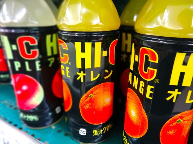 HI-C オレンジ orange HI-C アップル apple 500ml 復刻パッケージ 日本コカ・コーラ