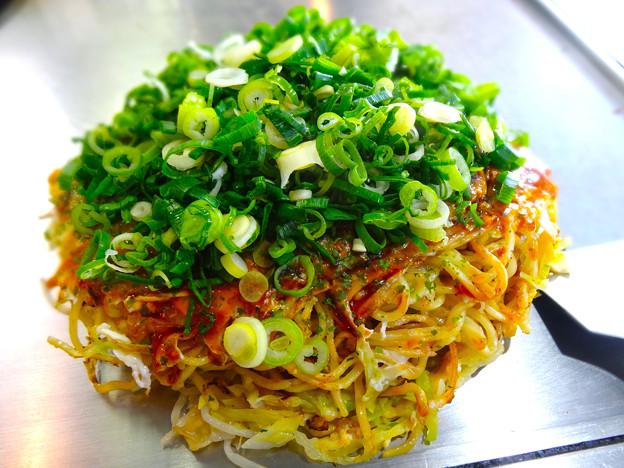 Photos: お好み焼き 鉄板焼き りんご 肉玉そば okonomiyaki 広島市南区段原山崎2丁目