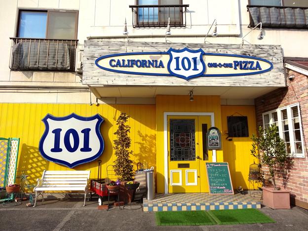CALIFORNIA カリフォルニア カルフォルニア 101 ピザ PIZZA 呉市光町
