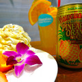 Hawaiian Pancake Factory ハワイアンパンケーキファクトリー イオンモール広島府中店 Hawaiian Sun Pineapple Orange Nectar 安芸郡府中町大須
