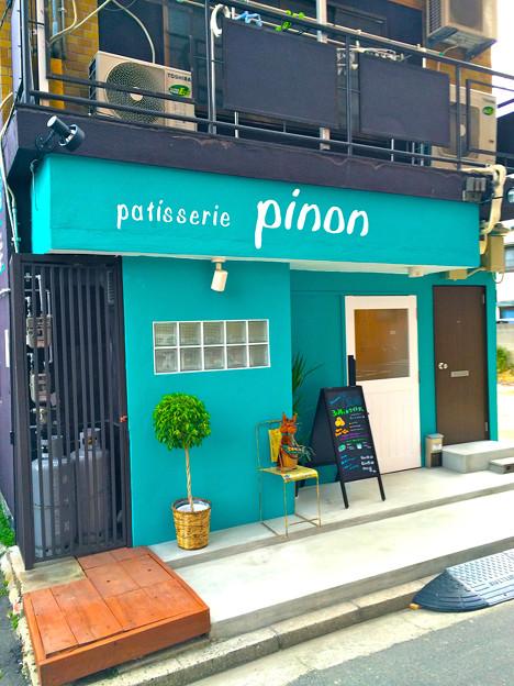 patisserie pinon パティスリー ピノン 広島市東区上大須賀町 2014年1月6日開店