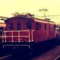Photos: 西武の電気機関車