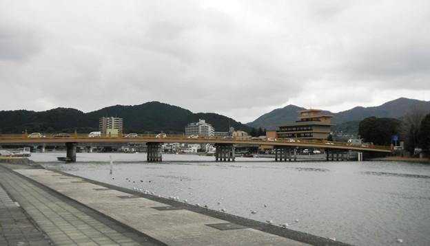 瀬田の唐橋 (2)