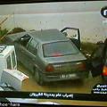 Photos: 車上荒らしの被害に遭った車