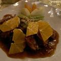 Photos: 鴨肉の甘酸ソース