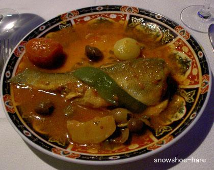魚料理、カブカブ