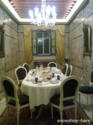 豪華な個室