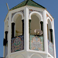 Photos: モスクの塔が美しい