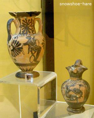 ギリシャっぽい壺