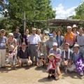 写真: 梨狩り家族大会