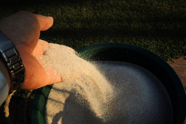 珪砂さらさら