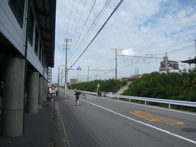 P1310172幸田駅へ