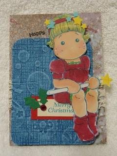 クリスマスATC1