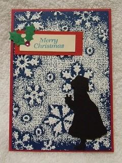 クリスマスATC9