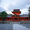 写真: 石清水八幡宮