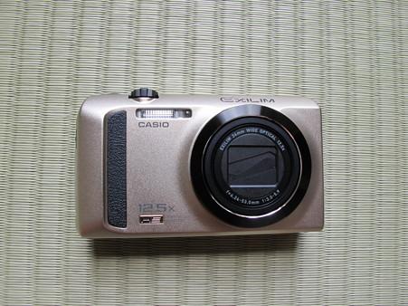 EX-ZR300正面