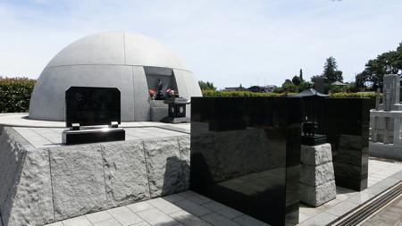 月命日の墓参り3