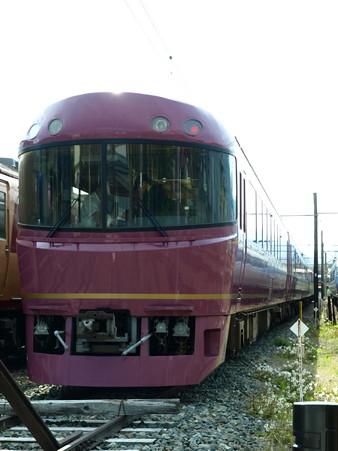 河口湖駅にて(13)