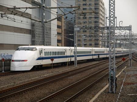 300系(新横浜駅)4