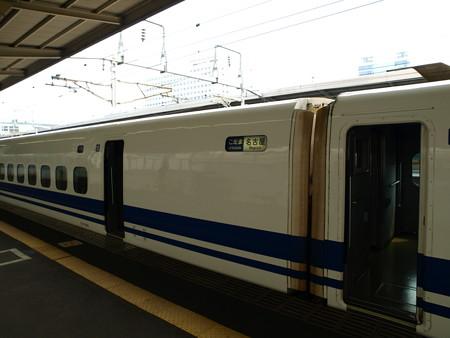 700系(豊橋駅)1