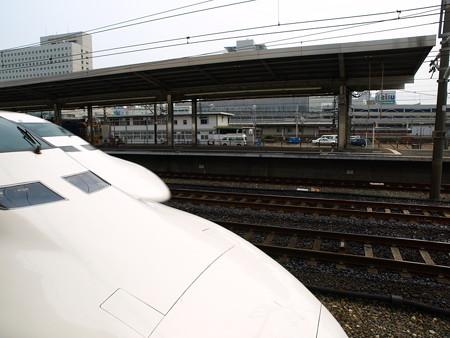 700系(豊橋駅)6