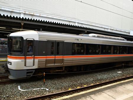 373系特急伊那路1号(豊橋駅)4