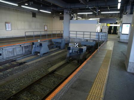 豊橋駅飯田線ホーム