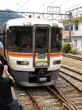 373系特急伊那路1号(中部天竜駅)1