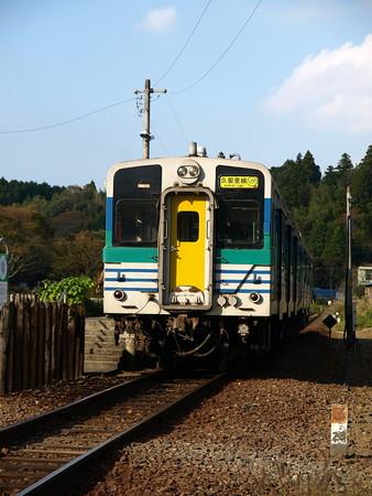 キハ30-100(上総松丘駅)1