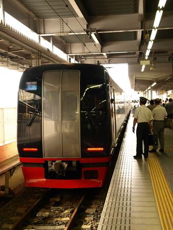 名鉄線2(豊橋駅)