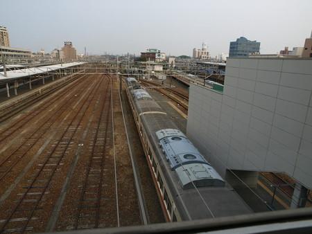 豊橋駅構内6