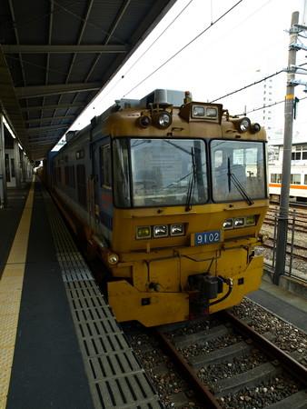 保線車両(豊橋駅)