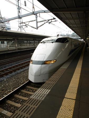 300系(豊橋駅)1