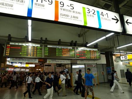 上野駅15