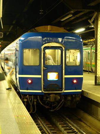 スハネフ14-35(上野駅)5